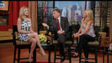 Kyra Sedgwick - Live with Regis & Kelly - 6/2/09