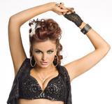 Maria Kanellis Beautiful In Black Foto 908 (Мария Канеллис  Фото 908)