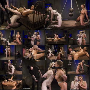 SADISTIC ROPE: Mar 4, 2015 - Phoenix Marie  and Delirious Hunter