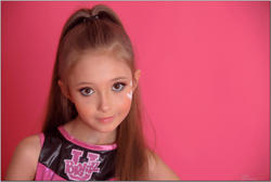 Candydoll tv teen model daria cheer