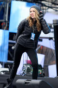 Bridgit Mendler- Soundcheck for CityTV New Years Eve Bash 2013 in Toronto 12/31/12 (HQ)