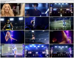 Carrie Underwood - Sunday Night Football 2013 - HD 1080i