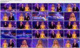 Holly Willoughby - Dancing On Ice (both episodes) - cleavage - 21st March 10