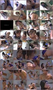 Lesbian Scat WA 076  scat asian scat