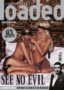 Rhian Sugden & Danica Thrall - Loaded UK - Oct 2012 (x16)