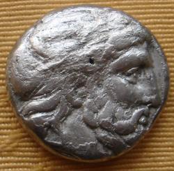 Tetradracma de Filipo II de Macedonia. ΦIΛIΠΠOY. Anfípolis Th_340694863_27_122_526lo