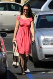 Kristin Davis goes shopping at Whole Foods in Los Angeles - July 10, 2009