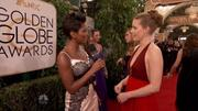 Jennifer Lawrence - Taylor Swift - Amy Adams - Kate Beckinsale Others - 71th Golden Globe - Arrival Special - 720p