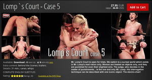 Elite Pain: Lomp`s Court - Case 5