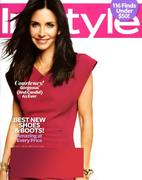 Courtney Cox-InStyle August 2010