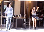Shenae Grimes Having Lunch at Toast Baker in West Hollywood on May 5, 2011